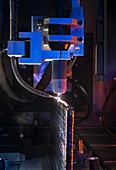 Wire arc additive manufacturing