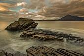 Elgol bay,Scotland,UK