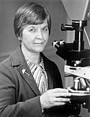 Stephanie Kwolek,US chemist
