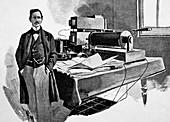Guglielmo Marconi,radio inventor
