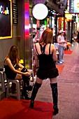 Sex workers in Hong Kong