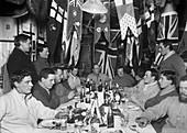 Terra Nova Antarctic winter party,1911