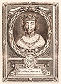 Richard II,King of England