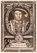 Henry VIII,King of England