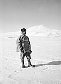 Robert Falcon Scott,British explorer