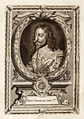 Charles I,King of England