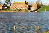 Somerset Levels floods,February 2014