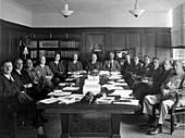 NACA aeronautics committee,1938