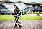 Hercule exoskeleton