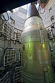 Titan missile in silo