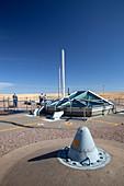 Minuteman missile silo