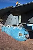 An anti-tank cluster bomb