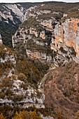 Tozal de Mallata gorge,Spain