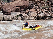 Rafting the Colorado,Grand Canyon