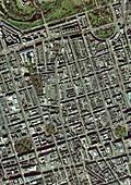 Marylebone,London,aerial photograph