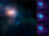 Sagittarius A* black hole,NuSTAR image