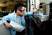 Ionic liquid research