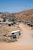 Slum,Mexico