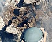 11 September aftermath,2001