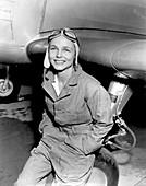 Betty Gillies,US aviation pioneer