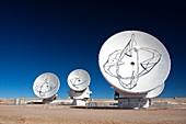 ALMA radio astronomy observatory