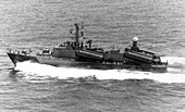 Osa-class missile boat,1984