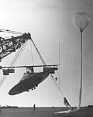 Planetary Entry Parachute Program launch