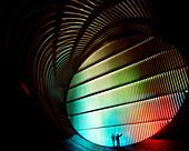 NASA's Transonic Wind Tunnel