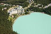 Lake Louise,Canadian Rockies