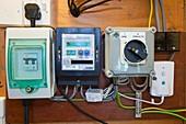 Owl electric meter