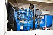 Backup diesel generators