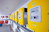 Inverters for renewable energy systems