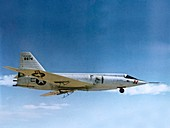 Bell X-2 Starbuster supersonic test plane