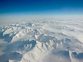 Alaska Range,Alaska