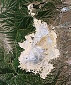 Bingham Canyon Mine landslide,USA,2013