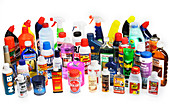 Domestic chemical products