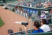 Baseball scout,USA