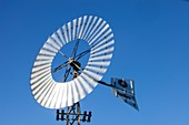 Wind pump,Cumbria,UK