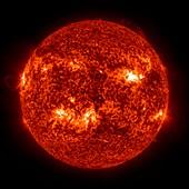 Solar activity,SDO ultraviolet image