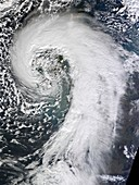 Extratropical cyclone,UK,February 2014