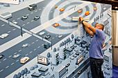 Intelligent transport exhibition