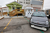 Bi-directional electric vehicle charger