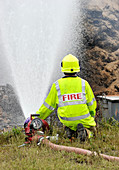 Environmental fire services