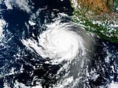 Tropical Cyclone Cristina,2014