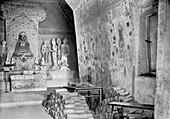 Dunhuang Library Cave,China