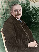 The German psychiatrist Alois Alzheimer