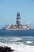 Deepwater drillship