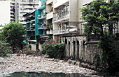 Polluted river,Manila,Philippines