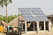 A WWF project to supply electricity