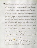 Faraday's notes on Tatum's lectures,1810